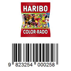 Rossmann Barcode