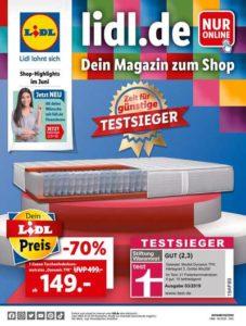 Lidl Online Shop Magazin